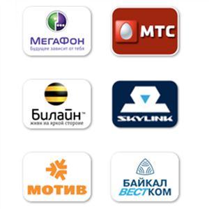 Операторы сотовой связи Мухоршибири